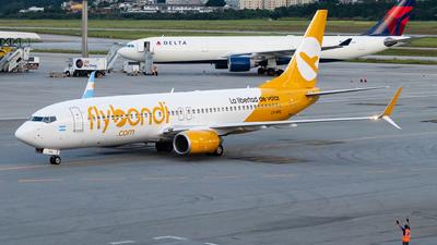 A picture of LVHFQ - Boeing 7378BK - [33029] - © Ariadne Barroso