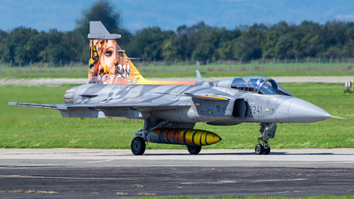 9241 - Saab JAS-39C Gripen - Czech Republic - Air Force