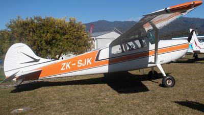 A picture of ZKSJK - Cessna 170B - [26744] - © Jordan Elvy