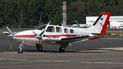 D-IHIT - Beechcraft 58P Baron - Private