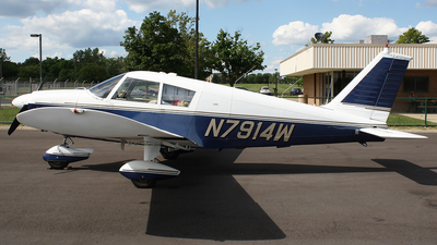 N7914W - Piper PA-28-180 Archer - Private