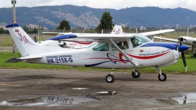 HK-2158-G - Cessna 182R Skylane - Aeroandes