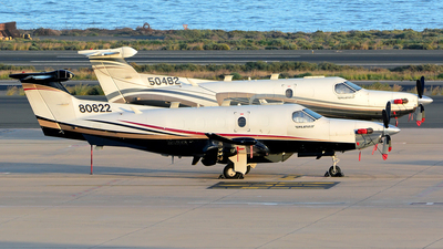 08-0822 - Pilatus U-28A - United States - US Air Force (USAF)