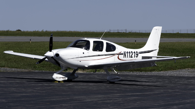 A picture of N11219 - Cirrus SR22 - [4118] - © Connor Ochs