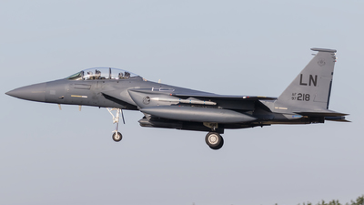 97-0218 - Boeing F-15E Strike Eagle - United States - US Air Force (USAF)