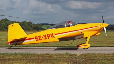 A picture of SEXPK - Van's RV4 - [3610] - © Erik Gjørup Kristensen - SAI Collection