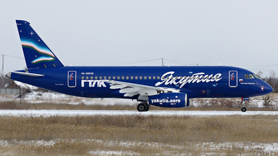 RA-89035 - Sukhoi Superjet 100-95LR - Yakutia Airlines