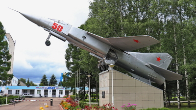 50 - Mikoyan-Gurevich Mig-23MLD Flogger - Soviet Union - Air Force