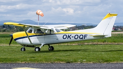OK-OQF - Reims-Cessna F172M Skyhawk - Aero Club - Czech Republic