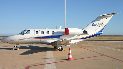OK-PBS - Cessna 525 CitationJet 1 - T-air