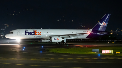 N934FD - Boeing 757-21B(SF) - FedEx