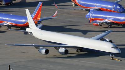 OB-2158-P - Douglas DC-8-73(F) - Skybus Jet Cargo