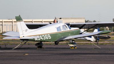 A picture of N54369 - Piper PA28140 - [287425110] - © C. v. Grinsven