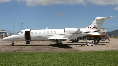 PT-XDN - Bombardier Learjet 40 - Líder Táxi Aéreo