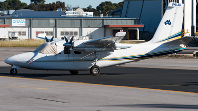 A picture of VHLTP - Aero Commander 500S - [3323] - © Andrew Lesty