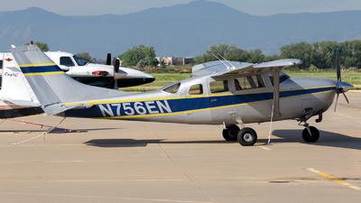 N756EN - Cessna TU206G Turbo Stationair - Private
