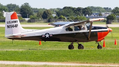 N1144F - Cessna 182A Skylane - Private
