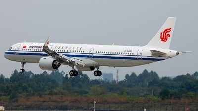 B-30AG - Airbus A321-271N - Air China