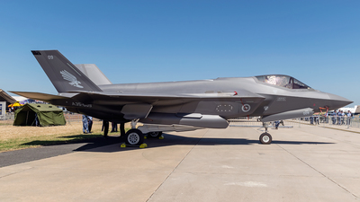 A35-009 - Lockheed Martin F-35A Lightning II - Australia - Royal Australian Air Force (RAAF)