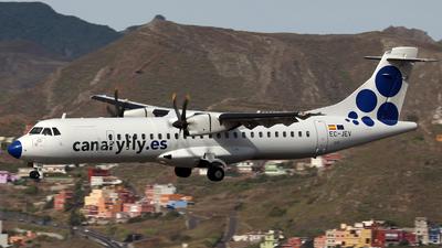 EC-JEV - ATR 72-212A(500) - Canaryfly