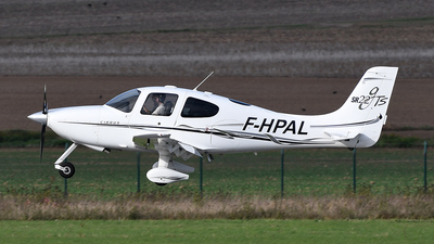 F-HPAL - Cirrus SR22 - Private