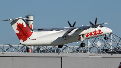 C-GONX - Bombardier Dash 8-102 - Air Canada Jazz