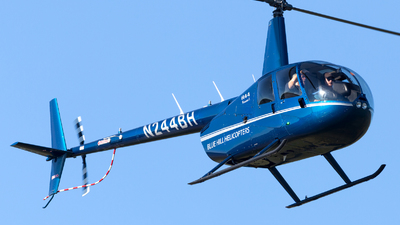 N244BH - Robinson R44 Raven - Blue Hill Helicopters