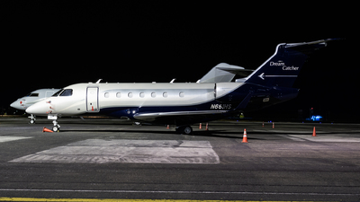 N661HS - Embraer EMB-550 Legacy 500 - Private