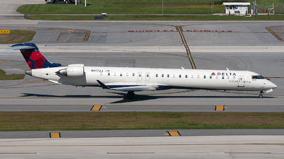 N917XJ - Bombardier CRJ-900LR - Delta Connection (Endeavor Air)