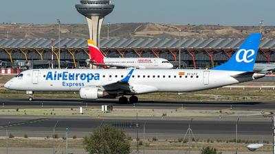 EC-LFZ - Embraer 190-200LR - Air Europa Express