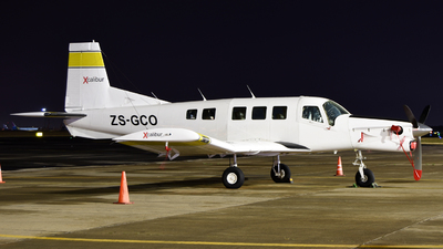 ZS-GCO - Pacific Aerospace 750XL - Xcalibur Airborne Geophysics