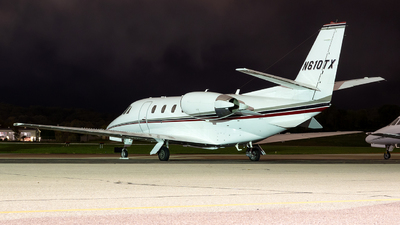 N610TX - Cessna 560XL Citation Excel - Textron Aviation
