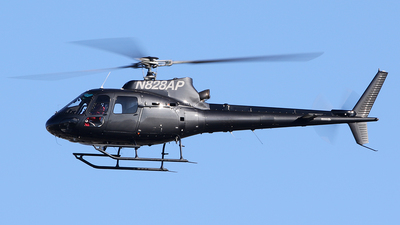 N828AP - Eurocopter AS 350B2 Ecureuil - Private