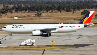 RP-C8783 - Airbus A330-343 - Philippine Airlines