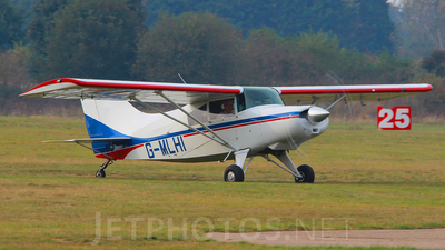 A picture of GMLHI - Maule MX7180 - [11073C] - © Tartanpics