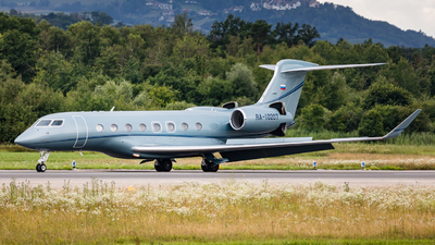 RA-10207 - Gulfstream G650 - Private