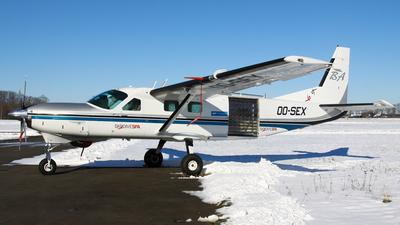 OO-SEX - Cessna 208B Grand Caravan [208B-0773] - Flightradar24