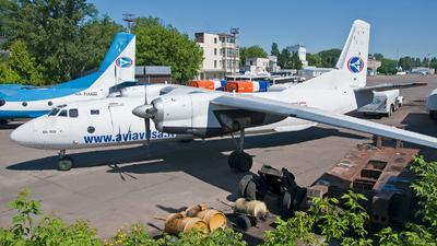 HA-TCV - Antonov An-26B - CityLine Hungary