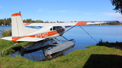 N2545Z - Cessna 185B Skywagon - Private