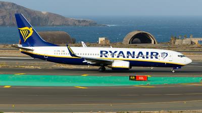 A picture of EIEML - Boeing 7378AS - Ryanair - © Rubén Pérez Suárez