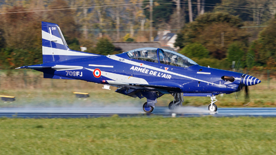08 - Pilatus PC-21 - France - Air Force