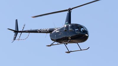 C-GOCR - Robinson R44 Raven II - Synergy Aviation