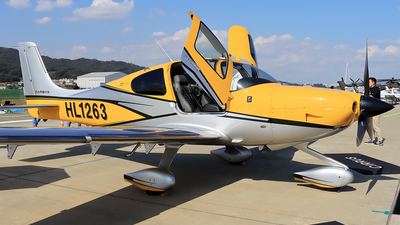 HL1263 - Cirrus SR22 - Cirrus Aviation
