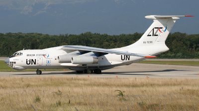 RA-76386 - Ilyushin IL-76TD - United Nations (Aviacon Zitotrans)