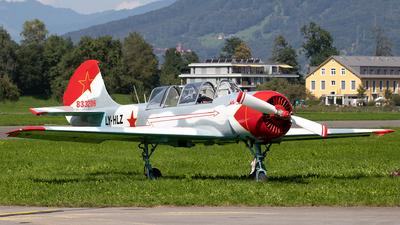 LY-HLZ - Yakovlev Yak-52 - Private