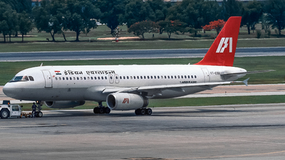 VT-ESG - Airbus A320-231 - Indian Airlines
