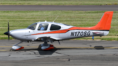 N170SG - Cirrus SR22-GTS Carbon - Private