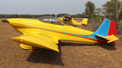 A picture of VHHZZ - Van's RV4 - [V180] - © Liam Humphreys