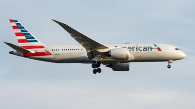 N806AA - Boeing 787-8 Dreamliner - American Airlines