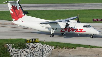 A picture of CGANF - De Havilland Canada Dash 8100 - Wasaya Airways - © Felipe García